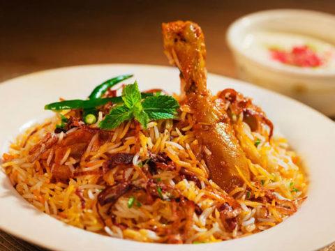 Every place has the perfect Chicken Biryani recipe: