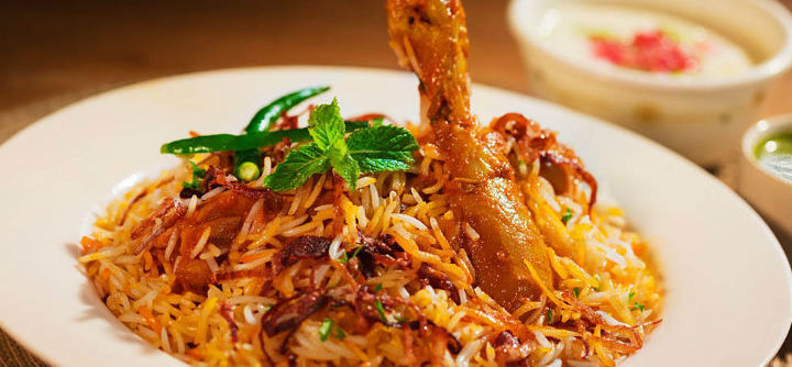 Every place has the perfect Chicken Biryani recipe: